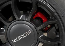 Microcar HIGHLAND X DCI Clima 01