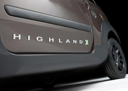 Microcar HIGHLAND X Progress 01