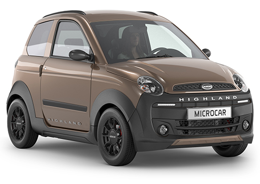 Microcar HIGHLAND X Progress