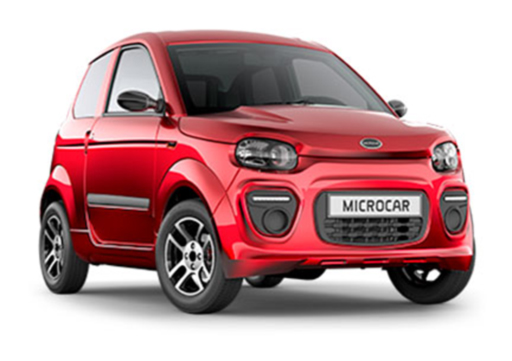Microcar M.GO six Plus