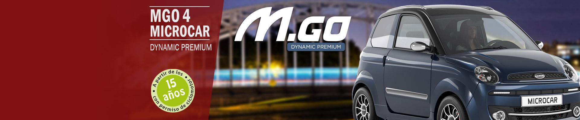 Descubre el Microcar MG0 Premium