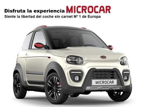 Concesionario Oficial Microcar